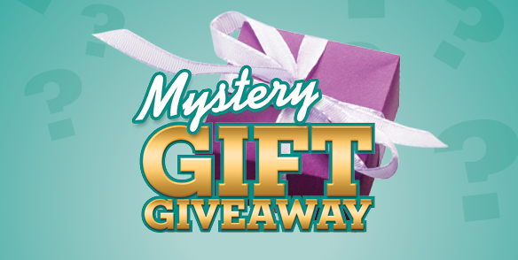 Mystery Gift Giveaway
