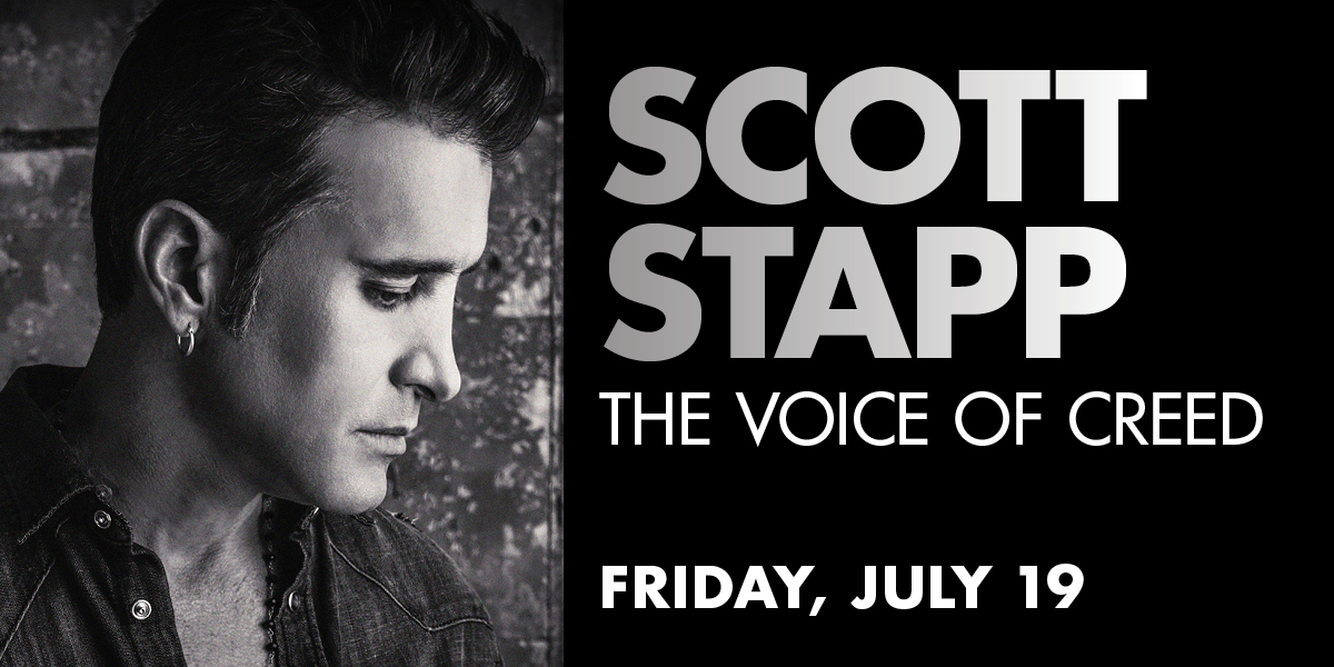 Scott Stapp - the Voice of Creed