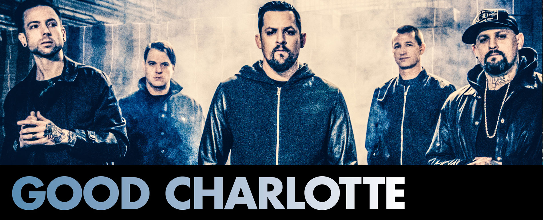 Good Charlotte Band - Pocono Summer Outdoor Stage