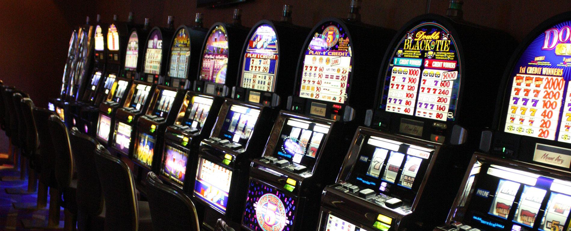 mt pocono slot machines