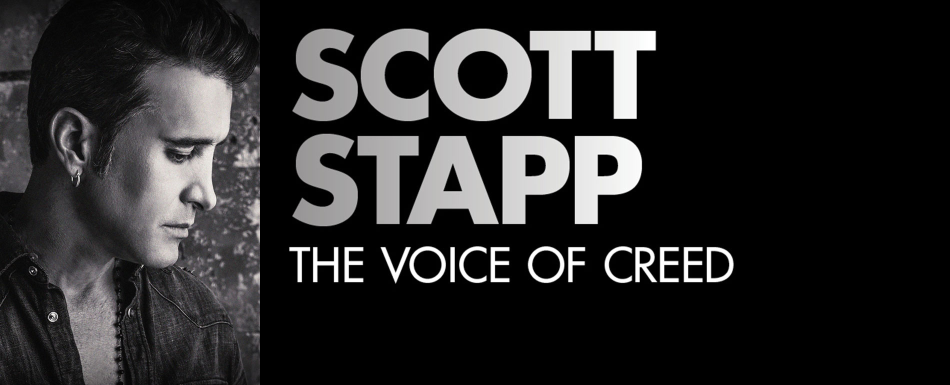 Summer Stage Concert - Scott Stapp - voice of creed