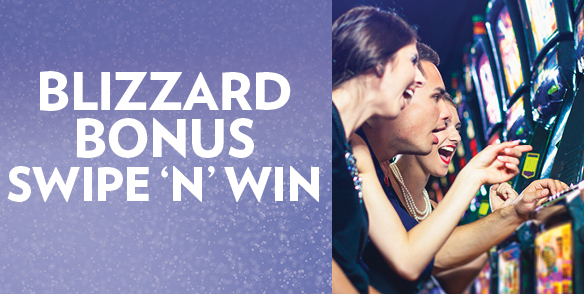 Blizzard Bonus Swipe n Win
