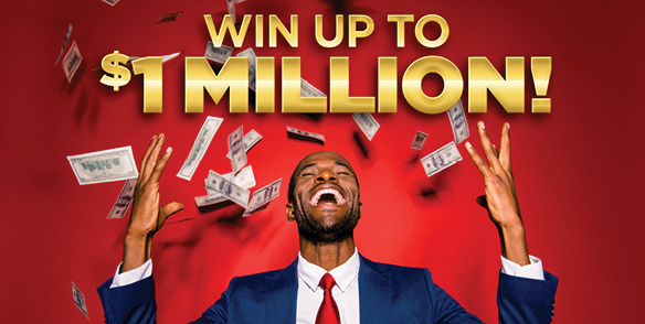 Dream Big Lottery Scratch-off Giveaway