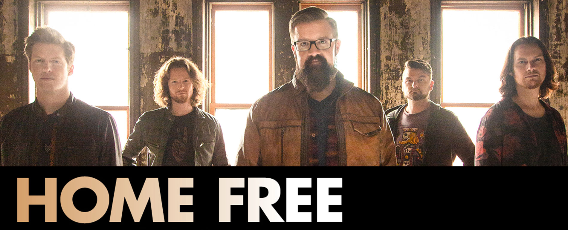 Poconos Entertainment - Home Free