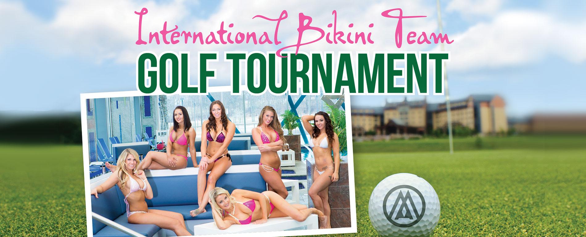 Poconos IBT Golf tournament