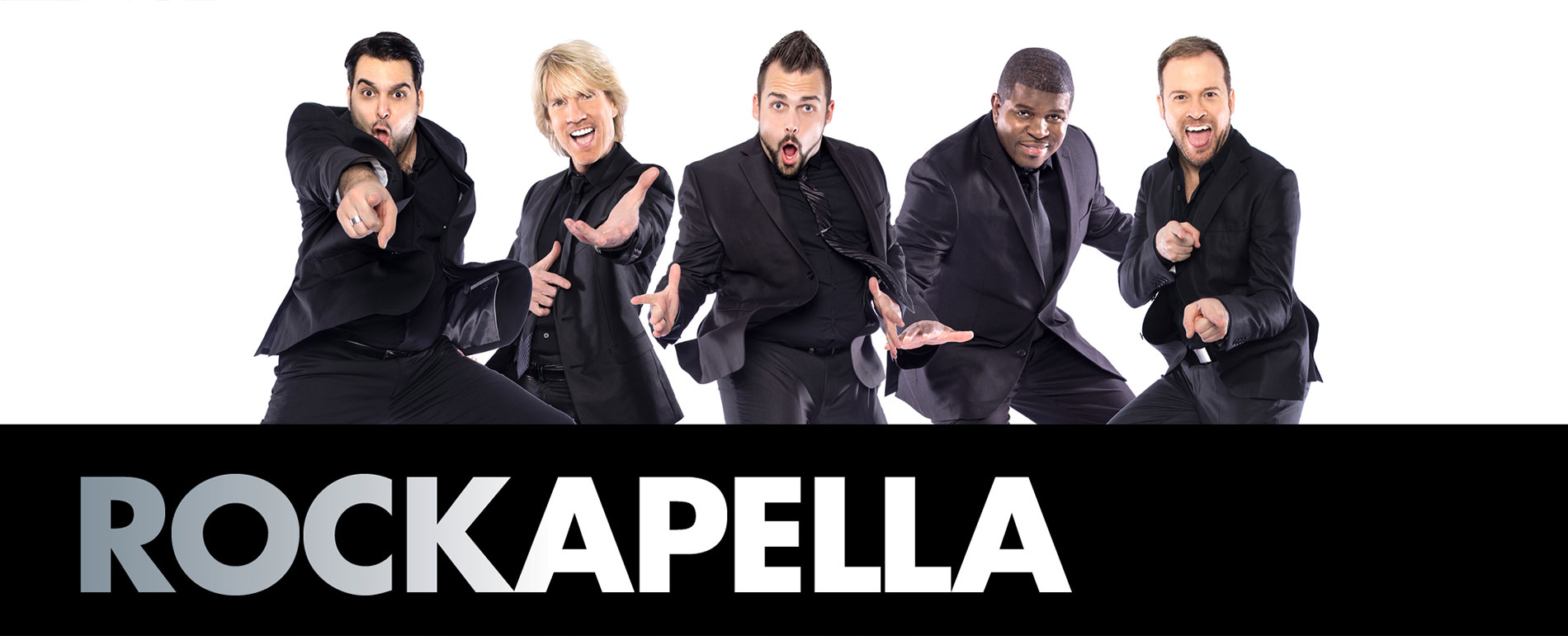 Poconos Entertainment - Rockapella Concert