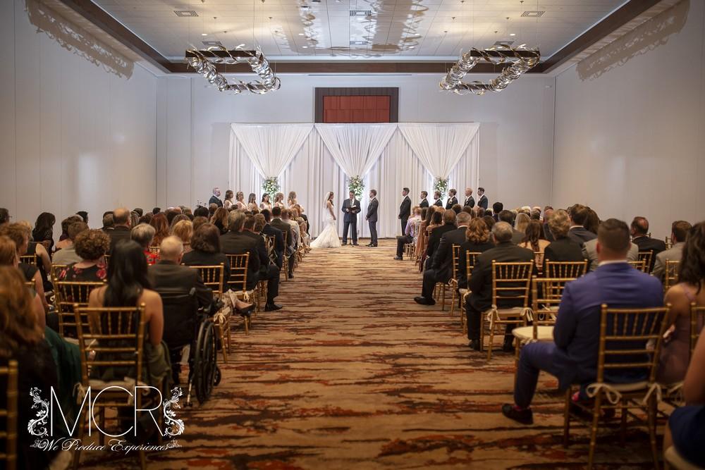 Pocono Wedding - Reception Room - Event Center
