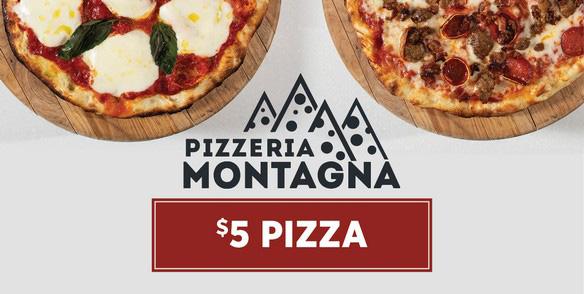 Pizzeria Montagna
