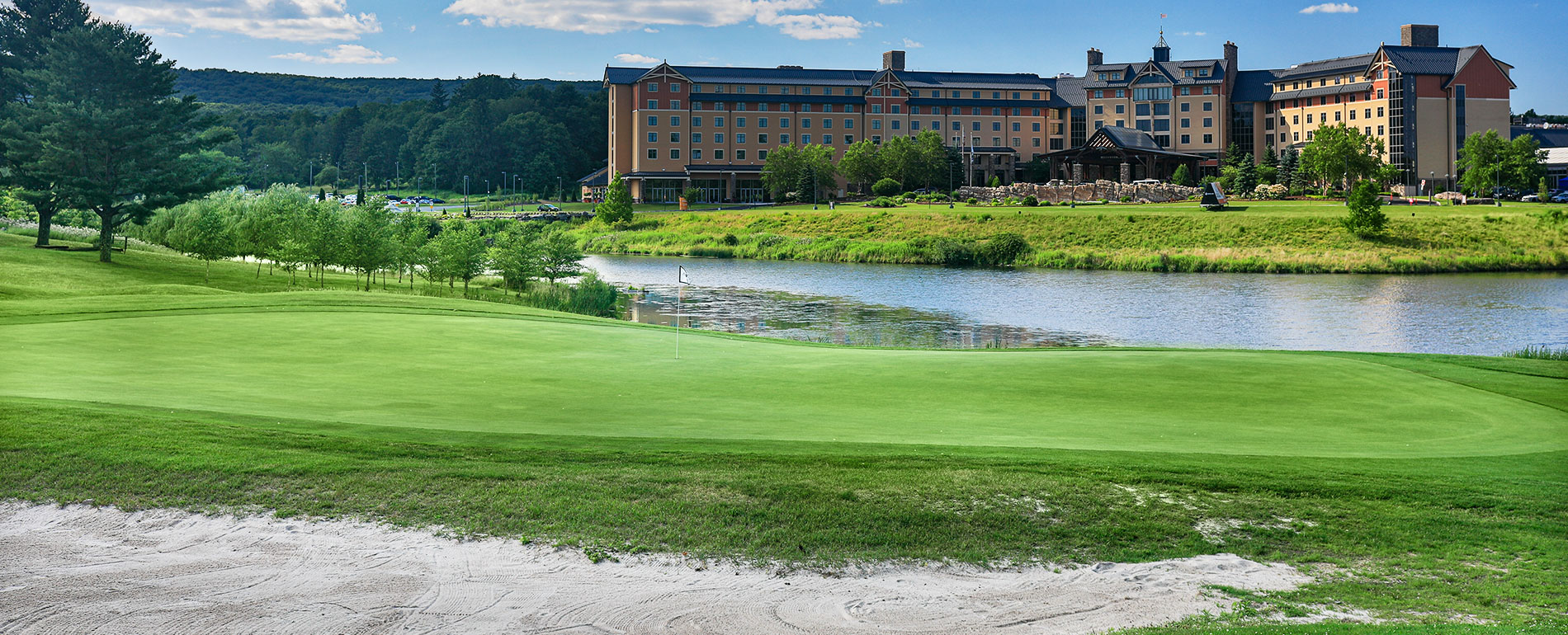 pocono hotel resort - poconos golf course