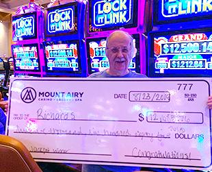 Lock it link Jackpot Winner