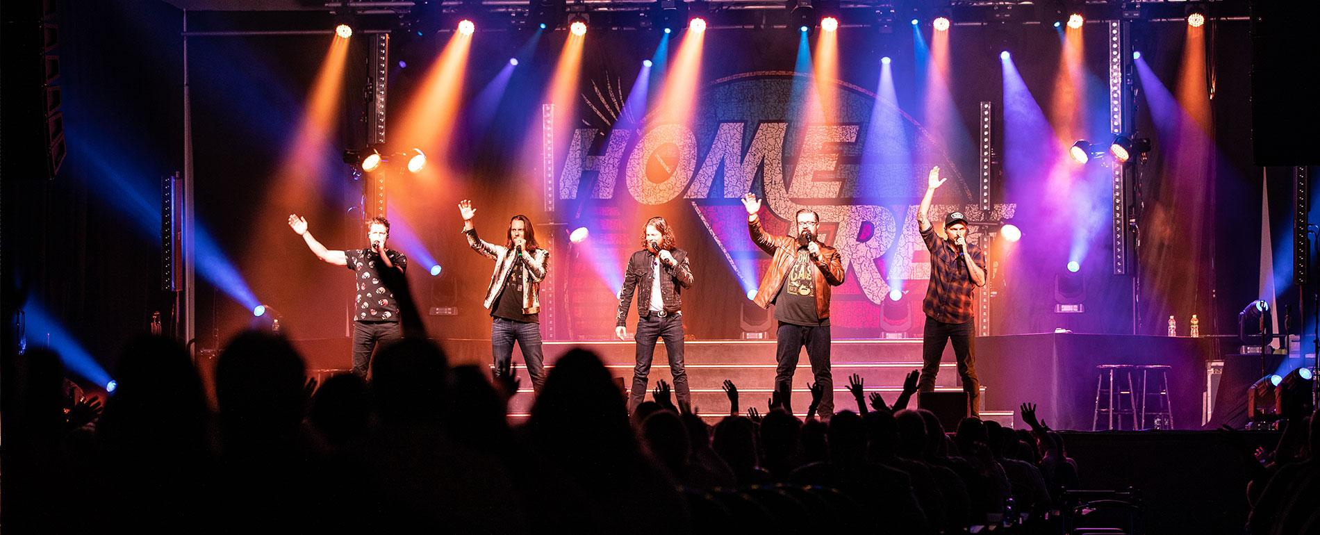 poconos live concert - Home Free