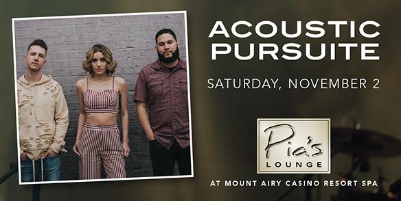 acoustic pursuite