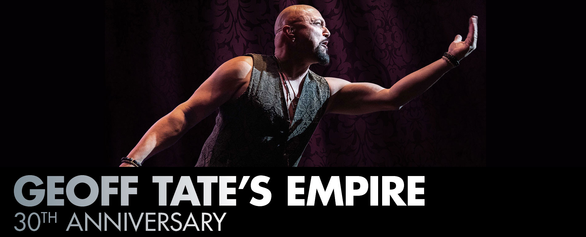 pocono entertainment - Geoff Tate's 30th Anniversary Empire Tour