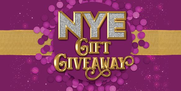 NYE Gift Giveaways