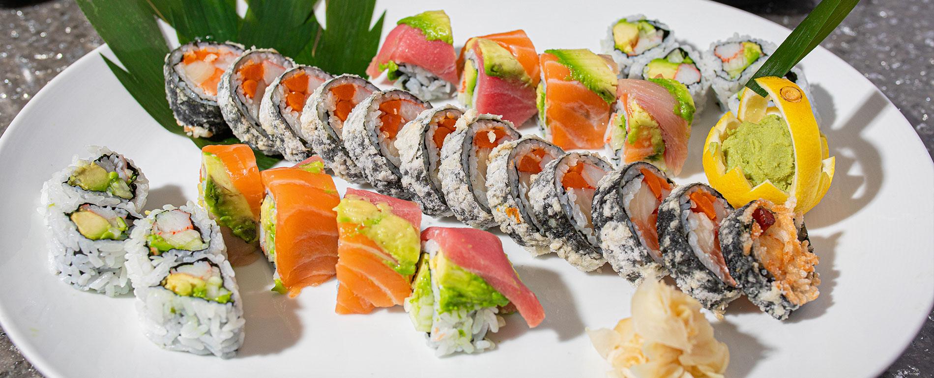 pocono asian cuisine - lucky 8 sushi