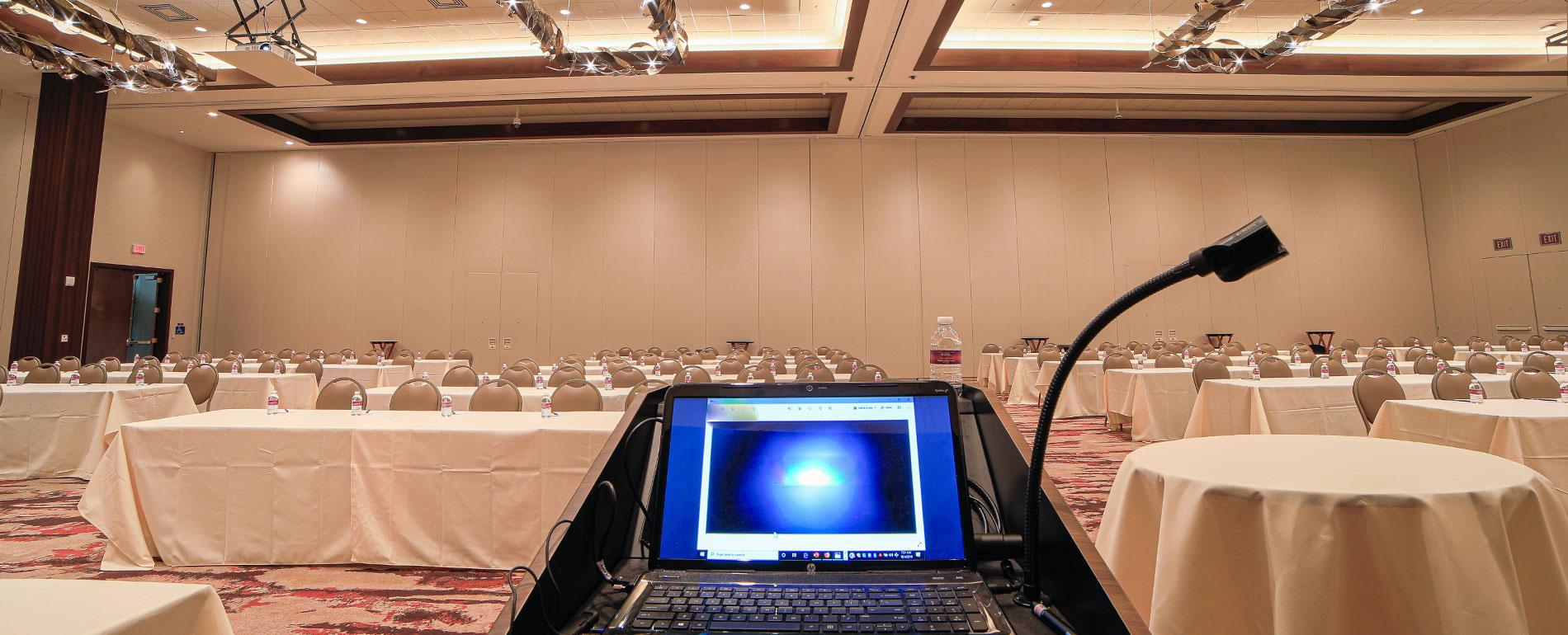 poconos convention center - classroom lecture room