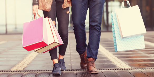 Deluxe Shopping Trip Package