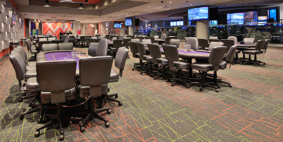 pocono region sportsbook and poker lounges