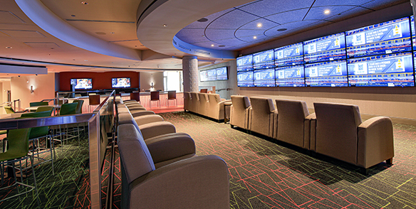 mt pocono sports betting tv viewing lounge