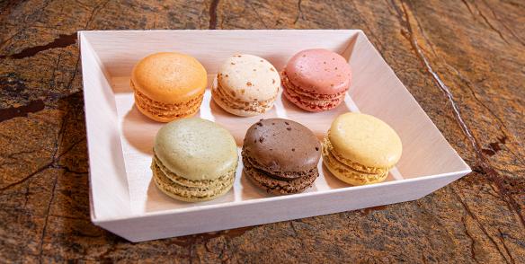 Pre-set Amenities | Assorted Macarons