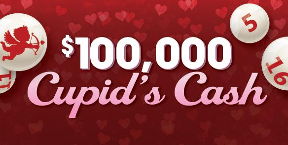 $100,000 Cupid's Cash