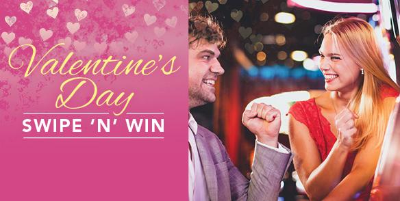 Valentine's Day Swipe n Win