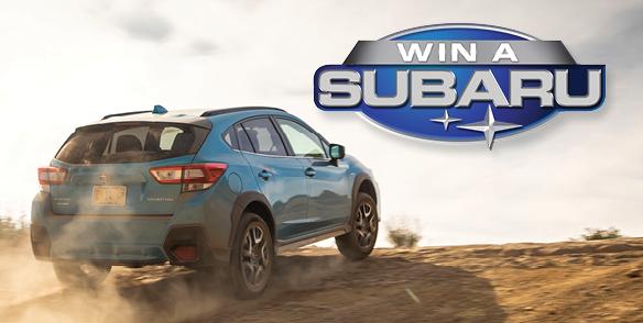 Win a Subaru