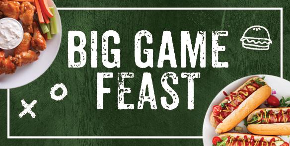 Big Game Feast