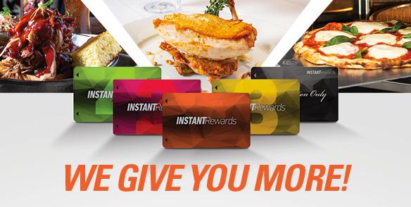 Instant Rewards - Dining