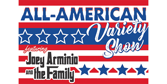 Salutes our Vets with the All American Variety Show