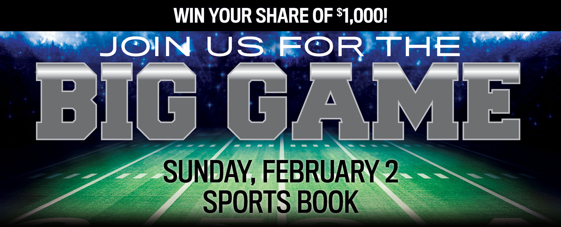 Mt Pocono Football Game - The Big Game Viewing Party