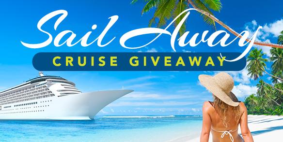 Sail Away Cruise Giveaway