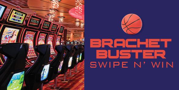 Bracket Buster Swipe n' Win