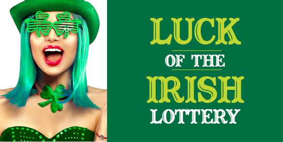 Luck of the Irish Lottery