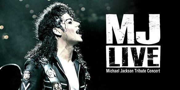 MJ Live- Michael Jackson Tribute Concert