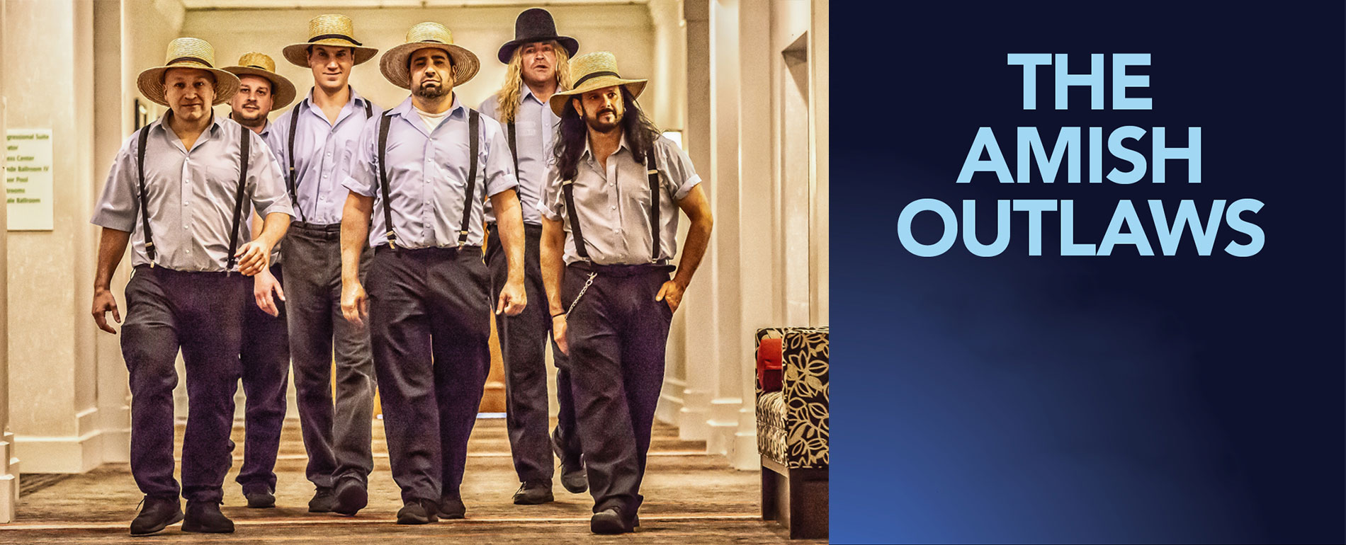 Pocono Mountain Entertainment | The Amish Outlaws