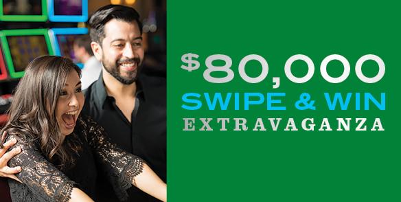 $80,000 Swipe & Win Extravaganza