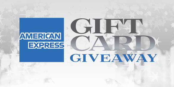 American Express Gift Card Giveaway