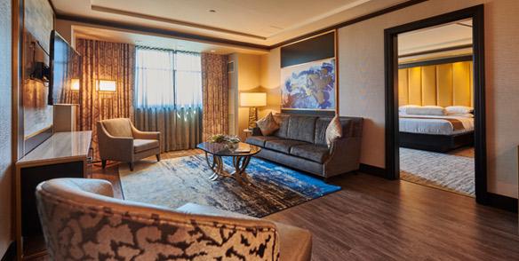 king suite poconos hotel