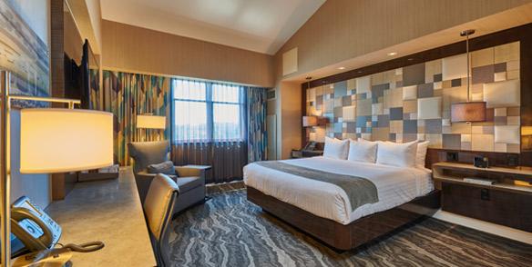 king room poconos hotel
