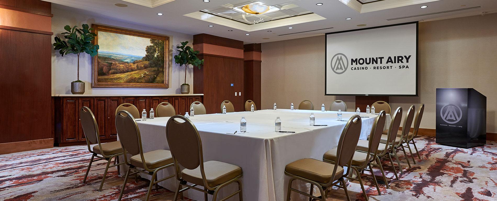 Mount Poconos Meeting Room