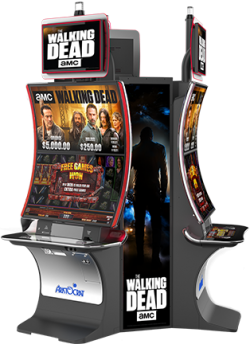 new amc the walking dead slots coming soon