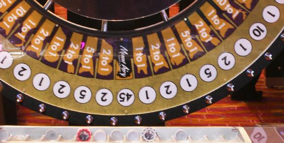 Pennslyvania Casino Table Games | Big Six