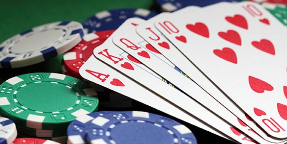 Poconos Casino Table Games | High Card Flush