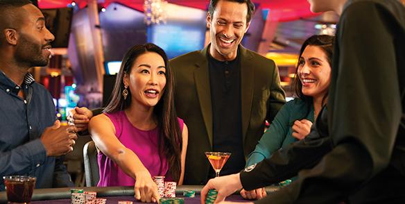 PA Casino Table Games | Spanish 21 Blackjack