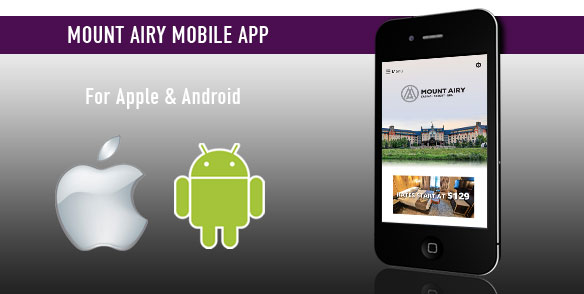 2020 mount airy mobile app