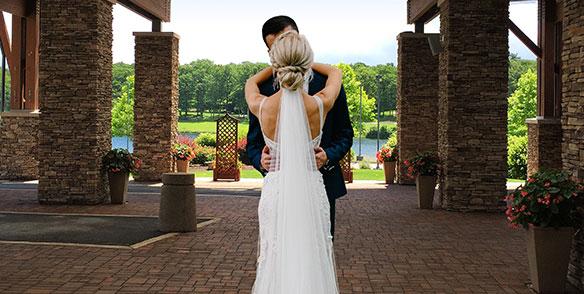 Pocono outdoor wedding venue