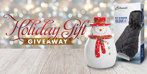 Holiday Gift Giveaway