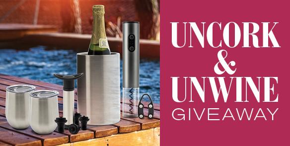 Uncork & Unwine Giveaway