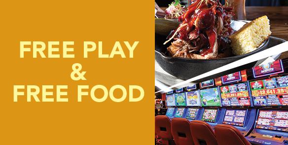 Free Play & Free Food
